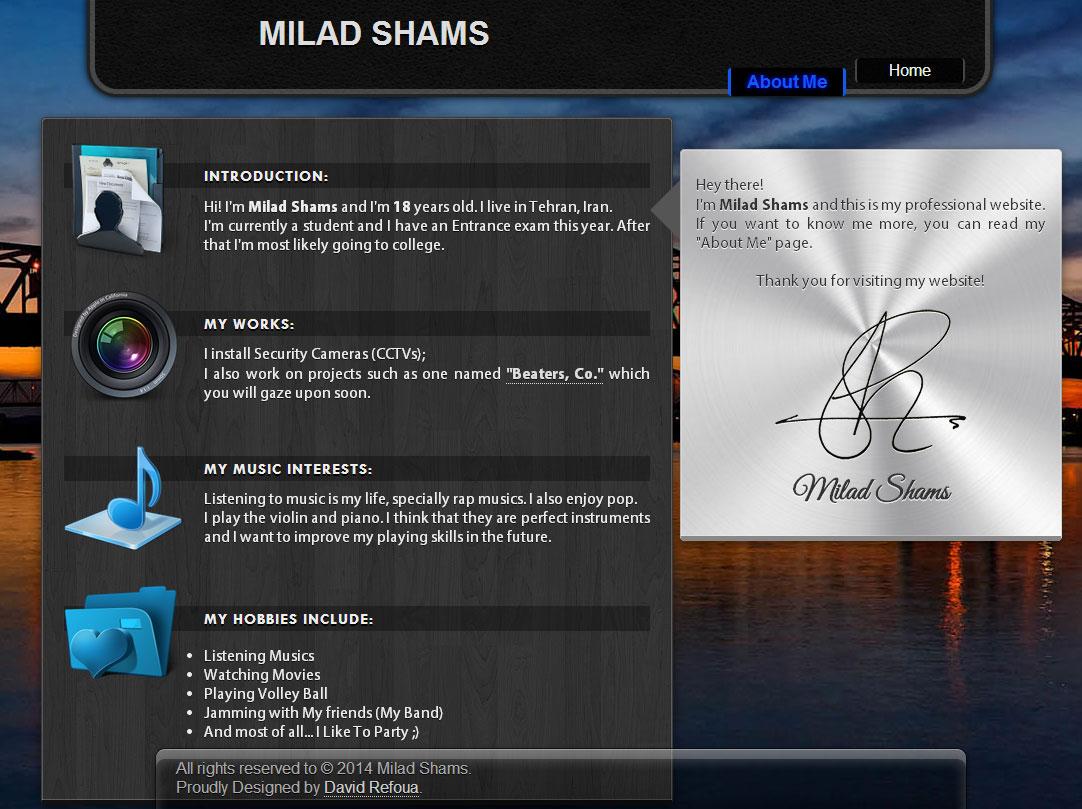 Milad Shams
